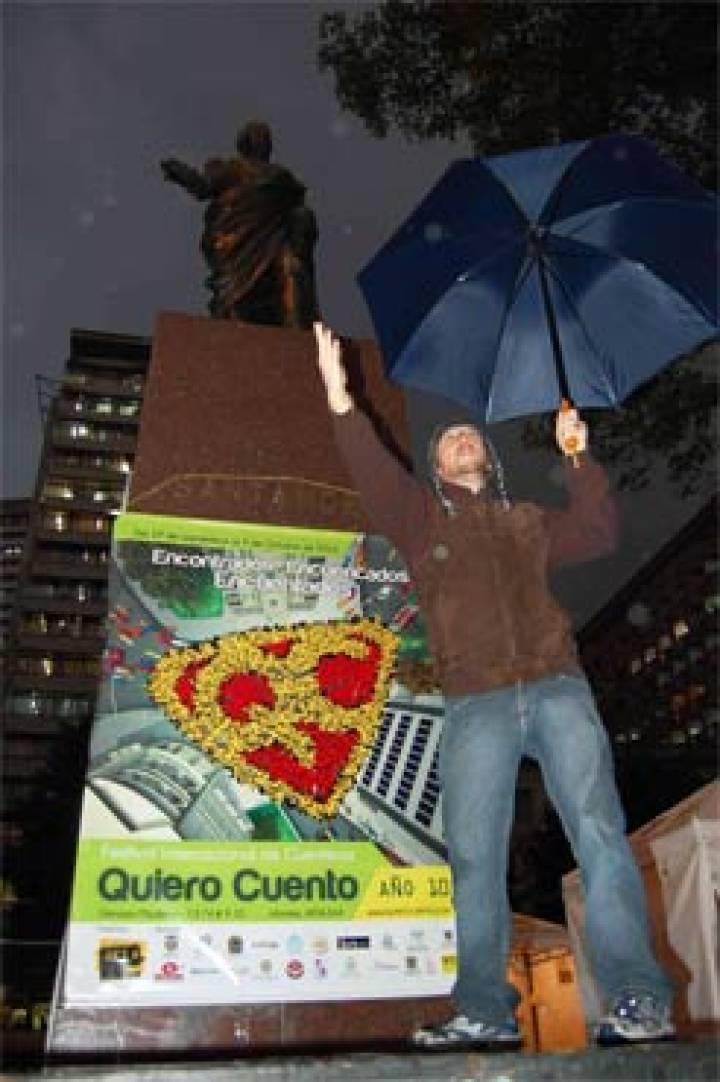 Festival Quiero Cuento de Bogotá