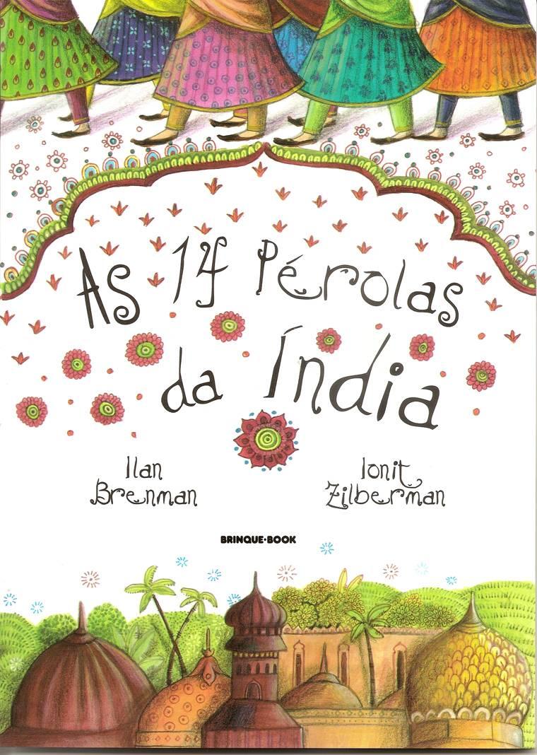 capa - AS 14 PÉROLAS DA ÍNDIA