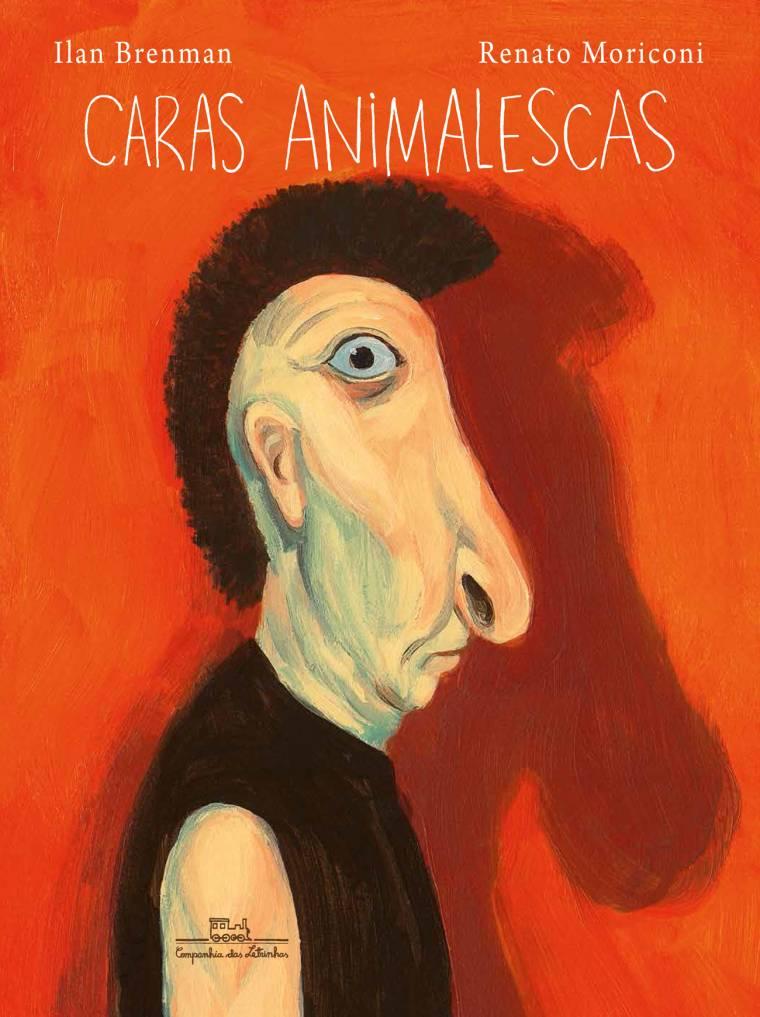 capa - CARAS ANIMALESCAS