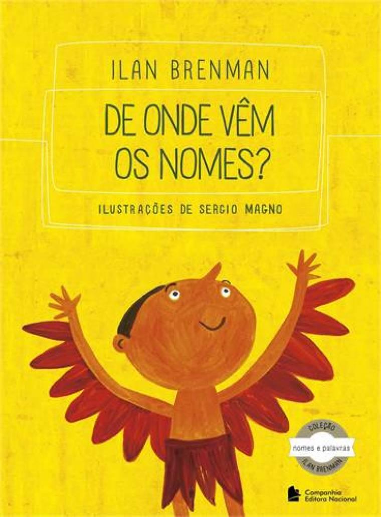 capa - DE ONDE VÊM OS NOMES