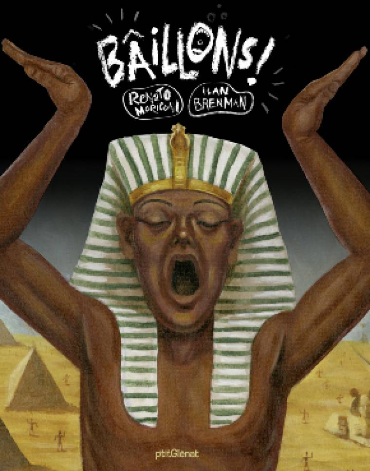capa - BÂILLONS