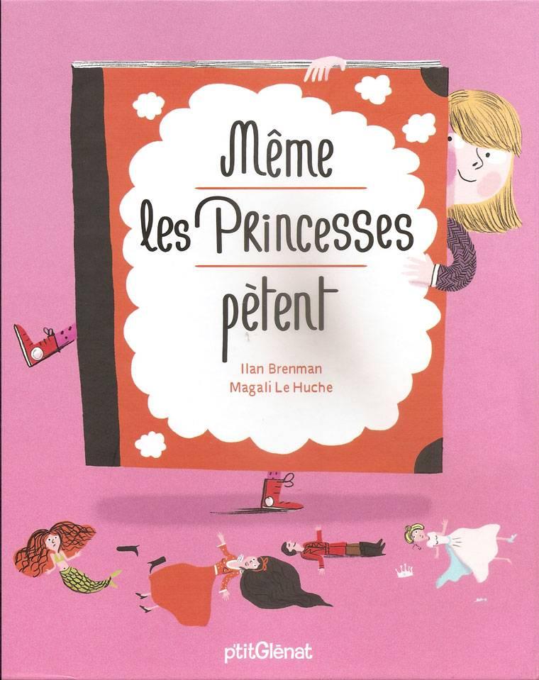 capa - Même Les Princesesses Pétent