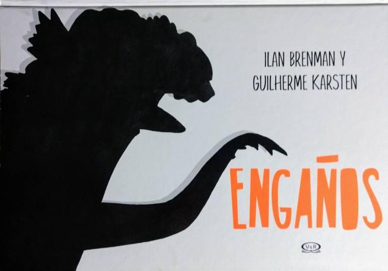 capa - ENGANOS