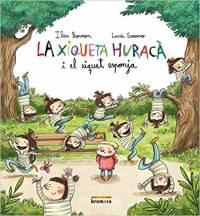capa - LA XIQUETA HURACA I EL XIQUET ESPONJA