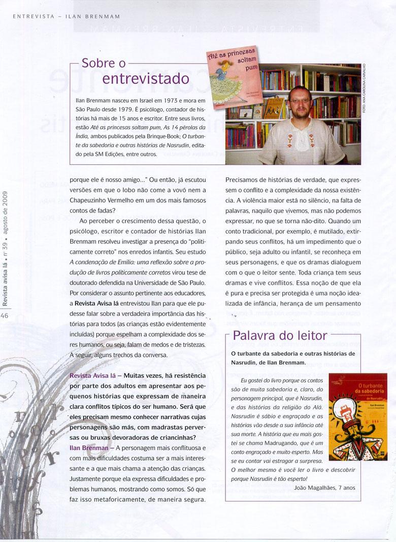 Revista Avisa Lá